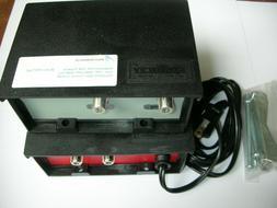 20dB VHF/UHF TV Signal Preamplifier Booster w/ FM Trap by An