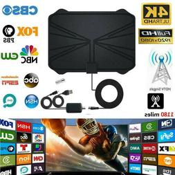 980 mile range antenna tv digital hd