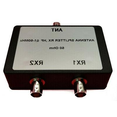 1* Antenna RX Cable Signal Splitter