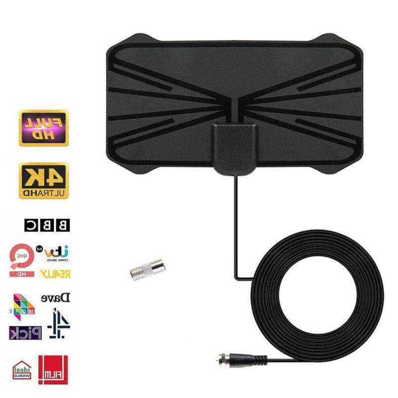 1080P Range Mile Antenna with TV Skywire