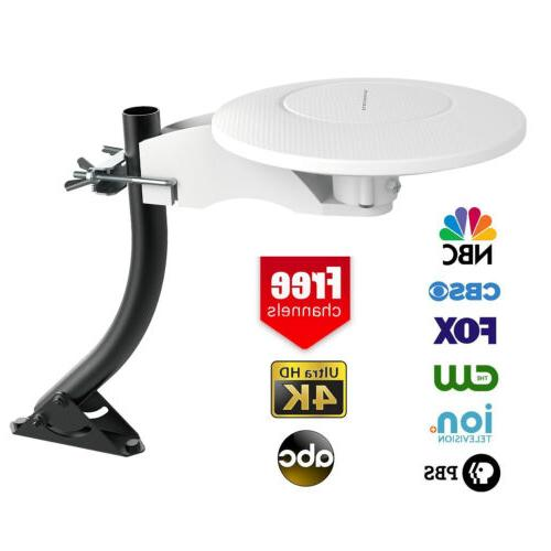360 degree hdtv digital amplified outdoor dh