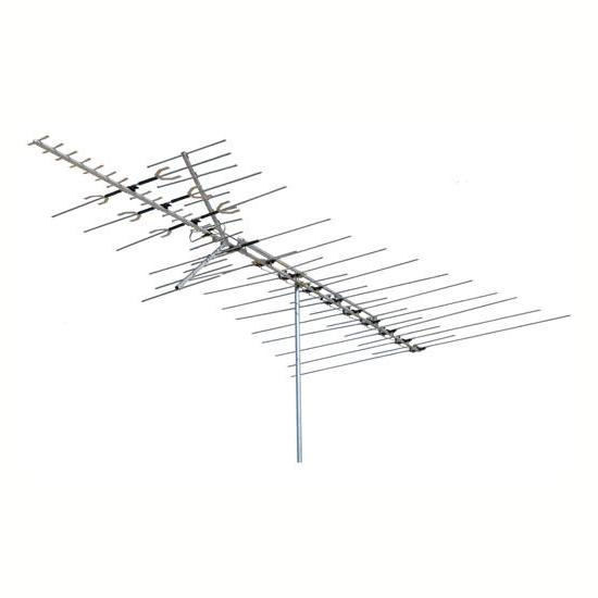 3671 ultra hi crossfire tv antenna deepest