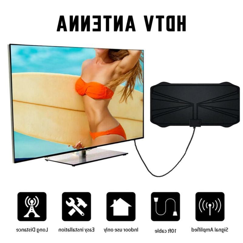 980 Mile TV Digital Antena 1080P HD