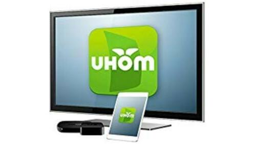 Mohu Media Player, with