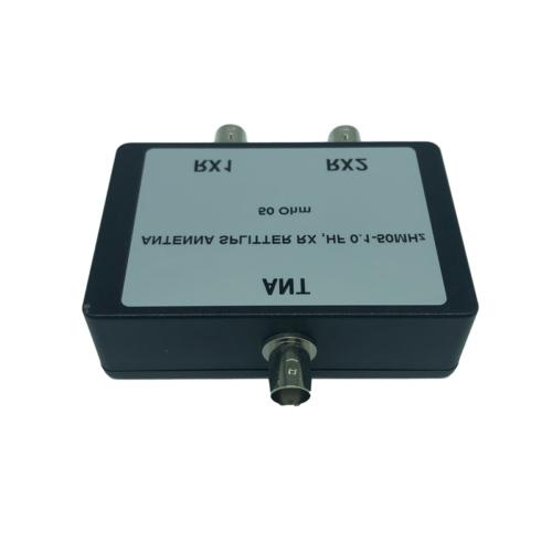 Antenna Splitter RX HF 0.1-50 MHz 50Ohm BNC Connectors for T