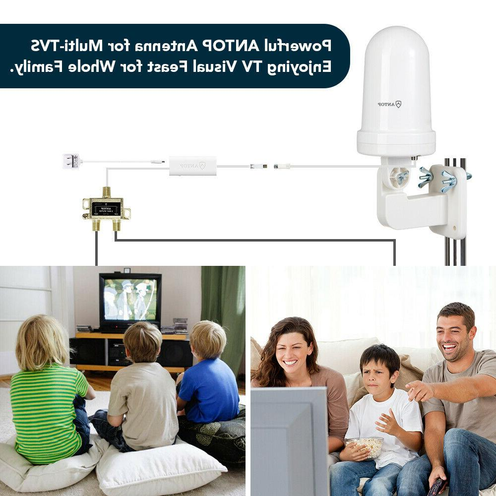 ANTOP Antenna with for