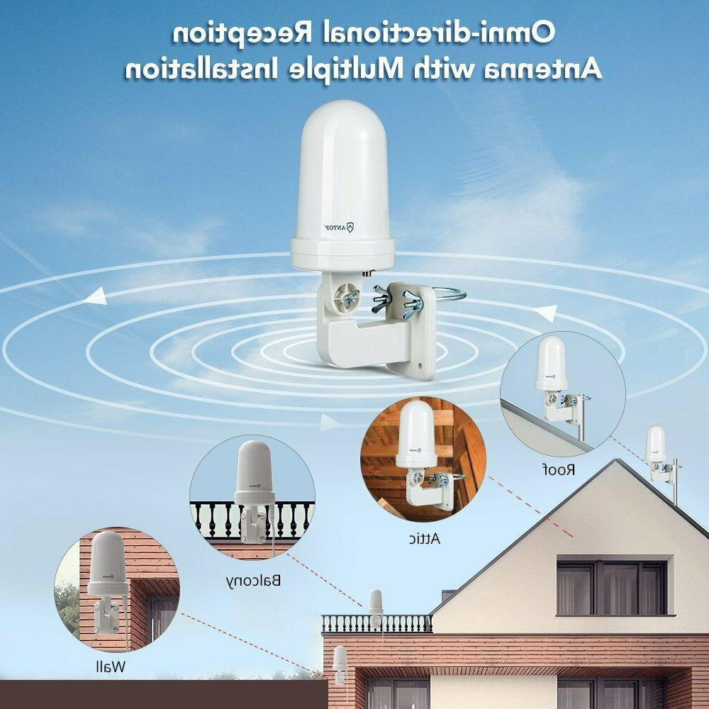 ANTOP Omni-directional Antenna with for