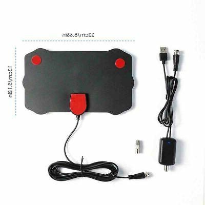 800 Mile HD TV Antenna Definition TVFox HDTV VHF Scout TVFox 13ft