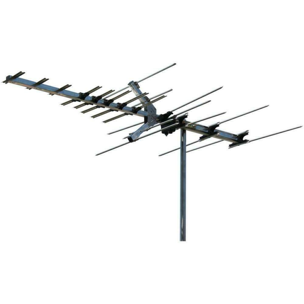 Winegard Hd7694p Platinum Series Hdtv High-band Vhf/uhf Deep
