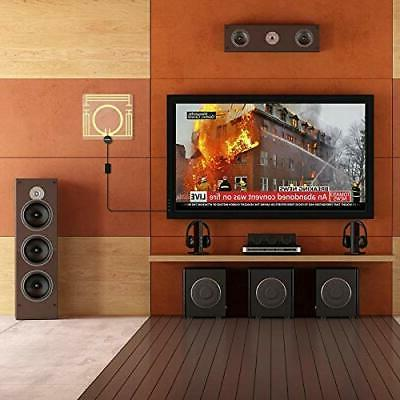 Indoor TV Ancable Amplified