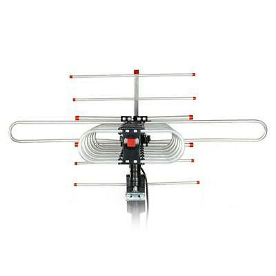 Amplified Antenna TV Rotor 38dB