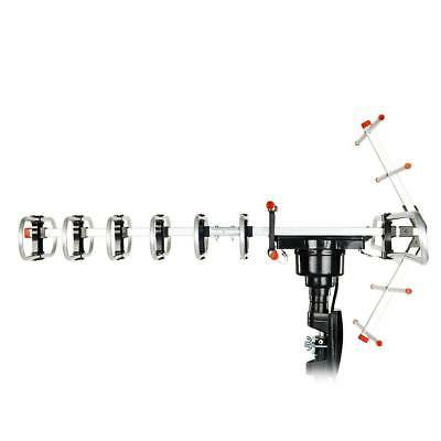 Long Amplified Rotor UHF/VHF/FM 180Miles