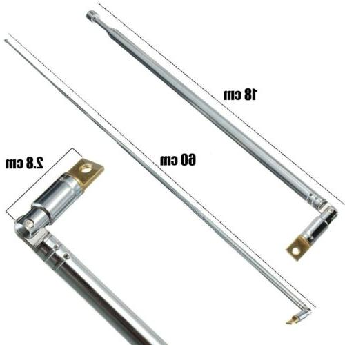 Long Sections Antenna for FM