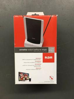 NEW IN BOX | RCA ANT1251R INDOOR AMPLIFIED TV HDTV ANTENNA